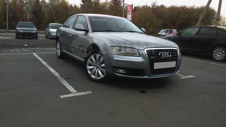 Audi A8, 2008 год, 585 000 руб.