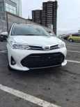 Toyota Corolla Axio, 2017 год, 810 000 руб.