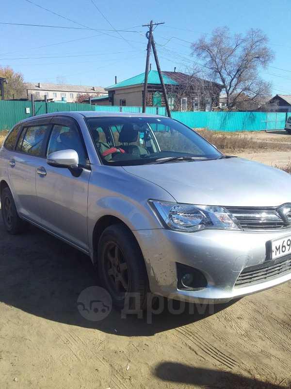 Toyota Corolla Fielder, 2012 год, 650 000 руб.