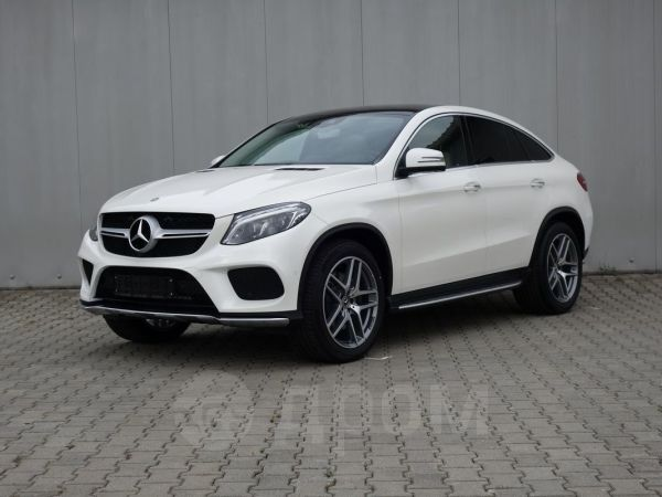 Mercedes-Benz GLE Coupe, 2019 год, 6 687 400 руб.