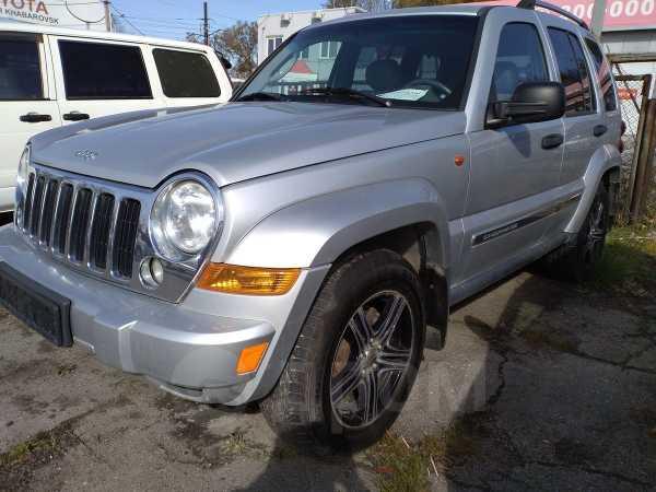 Jeep Cherokee, 2007 год, 550 000 руб.
