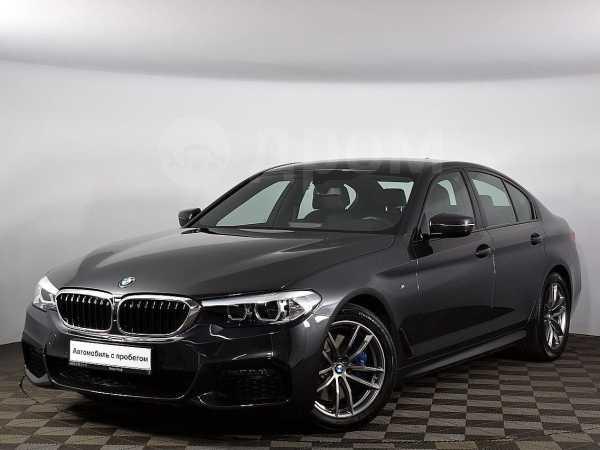 BMW 5-Series, 2018 год, 3 060 000 руб.