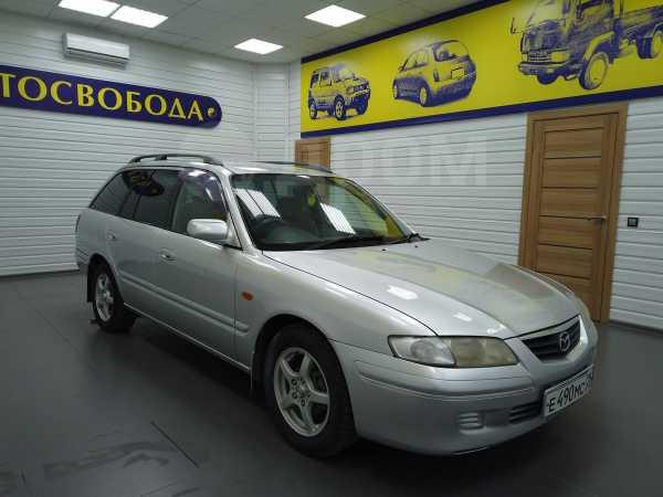 Mazda Capella, 2001 год, 240 000 руб.