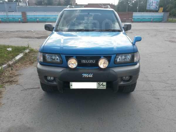 Isuzu MU, 2001 год, 500 000 руб.