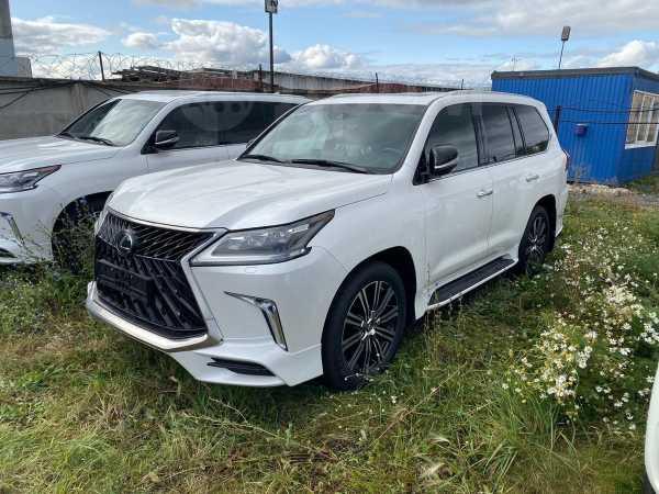 Lexus LX570, 2019 год, 7 644 000 руб.