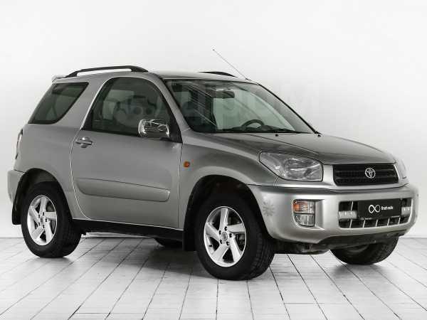 Toyota RAV4, 2002 год, 599 000 руб.