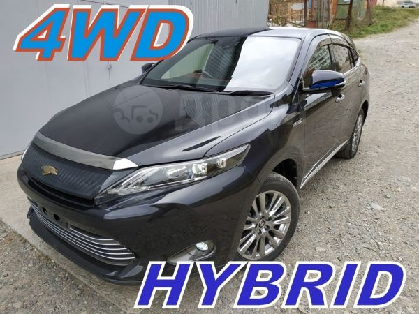 Toyota Harrier, 2014 год, 1 670 000 руб.