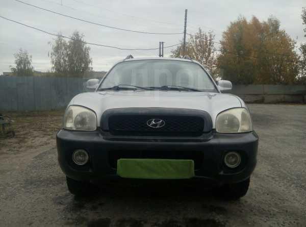 Hyundai Santa Fe, 2001 год, 290 000 руб.