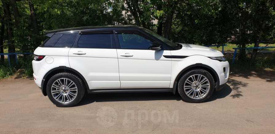 Land Rover Range Rover Evoque, 2012 год, 1 400 000 руб.