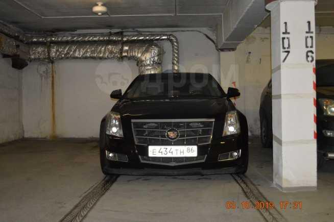 Cadillac CTS, 2011 год, 720 000 руб.