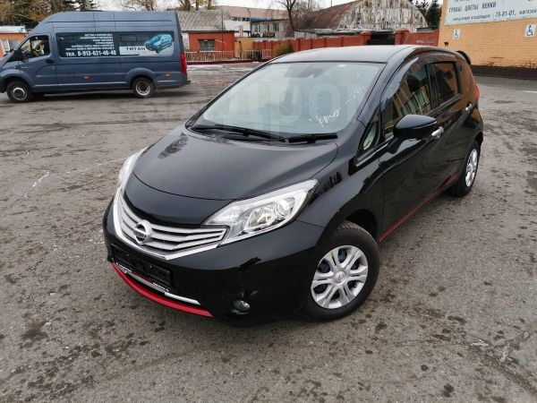 Nissan Note, 2016 год, 699 000 руб.