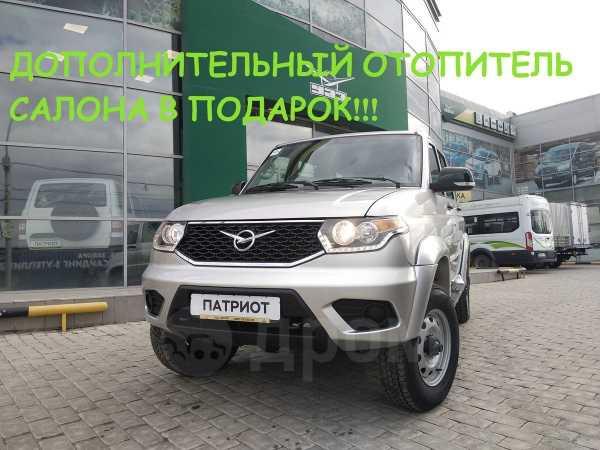 УАЗ Патриот, 2019 год, 811 000 руб.