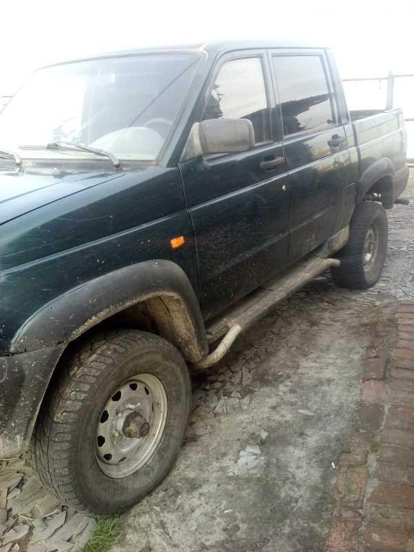 УАЗ Пикап, 2009 год, 160 000 руб.