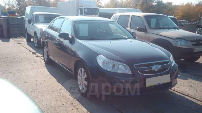 Chevrolet Epica, 2012 год, 455 000 руб.