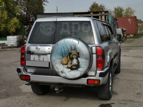 Nissan Patrol, 2004 год, 820 000 руб.