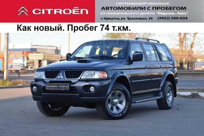 Mitsubishi Pajero Sport, 2008 год, 798 000 руб.