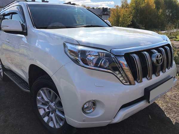 Toyota Land Cruiser Prado, 2014 год, 2 187 000 руб.