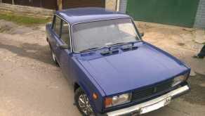 Воронеж 2105 1986
