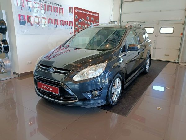Ford Grand C-MAX, 2011 год, 550 000 руб.