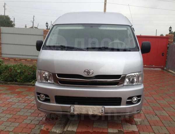 Toyota Hiace, 2008 год, 1 160 000 руб.