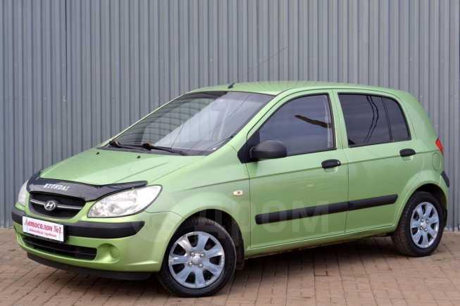 Hyundai Getz, 2008 год, 269 888 руб.