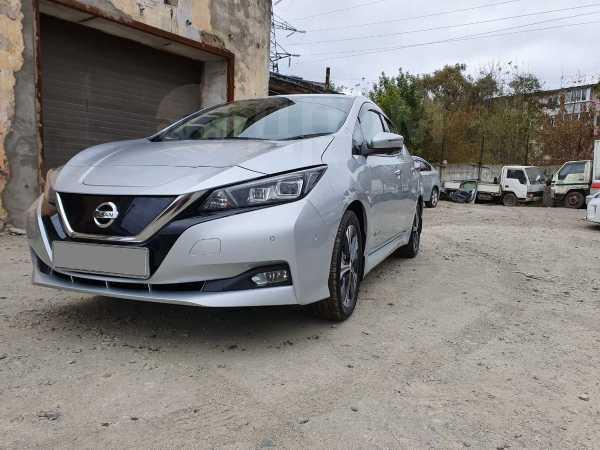 Nissan Leaf, 2018 год, 1 400 000 руб.