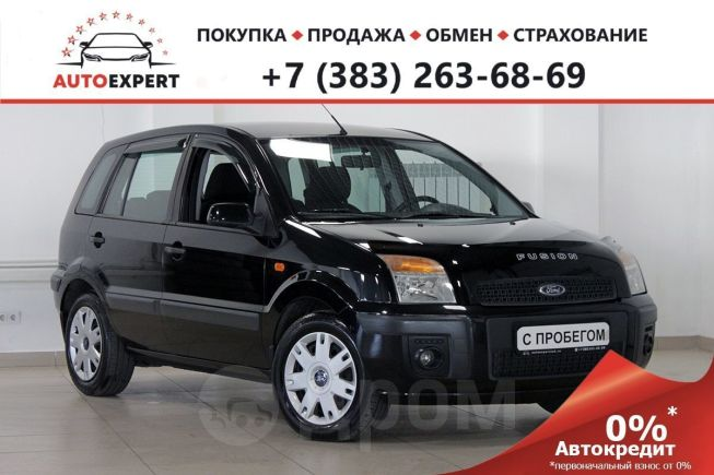 Ford Fusion, 2007 год, 319 000 руб.