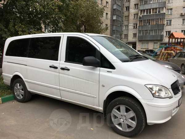 Mercedes-Benz Vito, 2014 год, 1 800 000 руб.