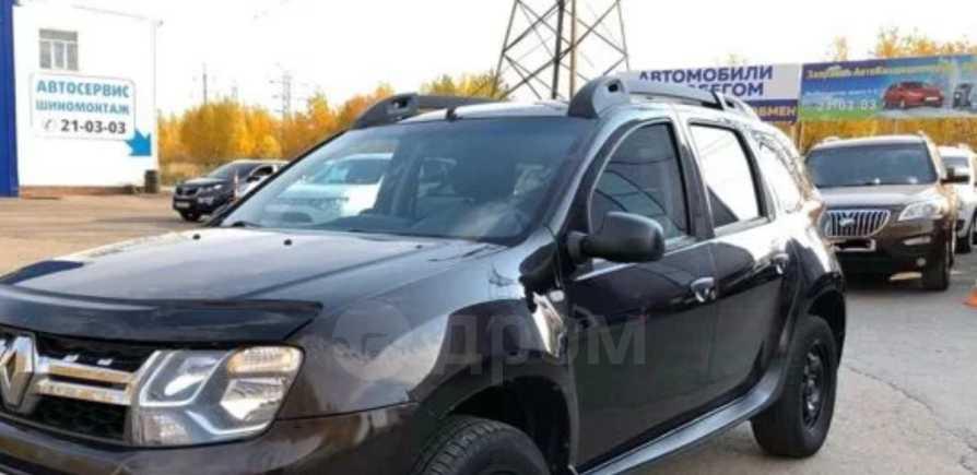 Renault Duster, 2017 год, 680 000 руб.