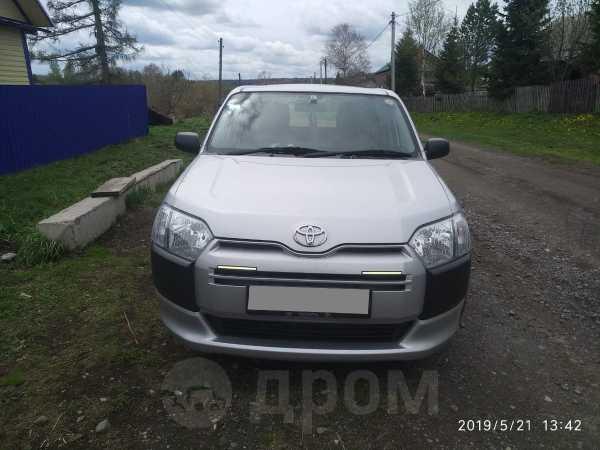 Toyota Succeed, 2015 год, 600 000 руб.