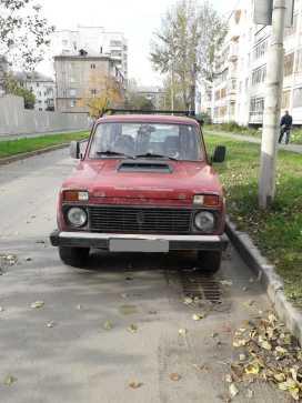 Екатеринбург 4x4 2121 Нива 1997