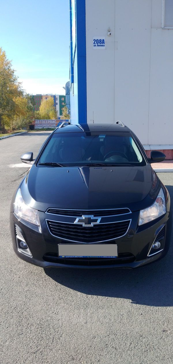 Chevrolet Cruze, 2013 год, 535 000 руб.