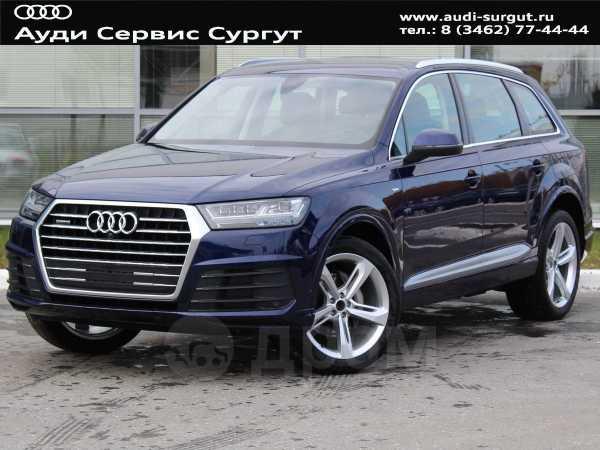 Audi Q7, 2019 год, 5 000 000 руб.