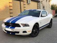 Волгоград Mustang 2011