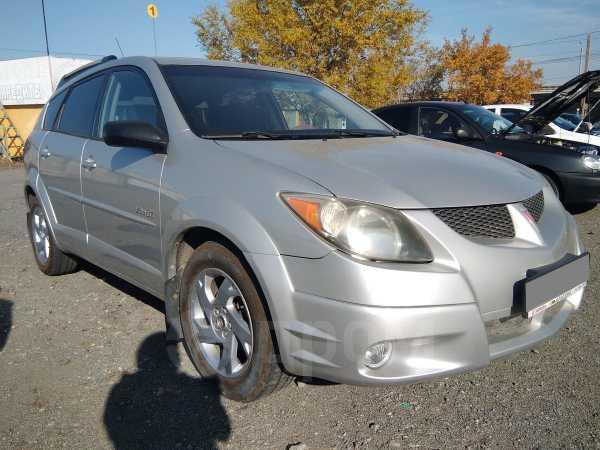 Pontiac Vibe, 2002 год, 325 000 руб.