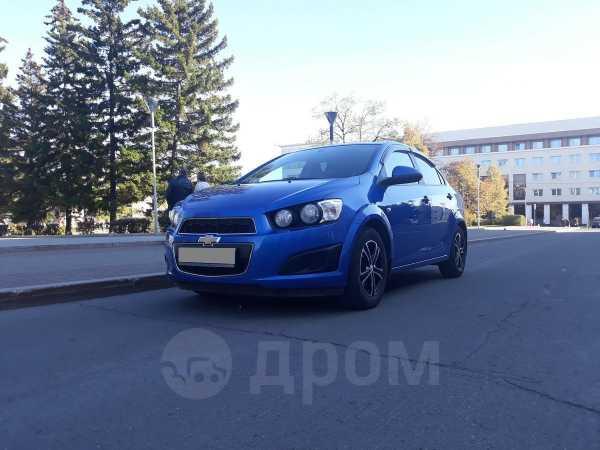 Chevrolet Aveo, 2012 год, 330 000 руб.
