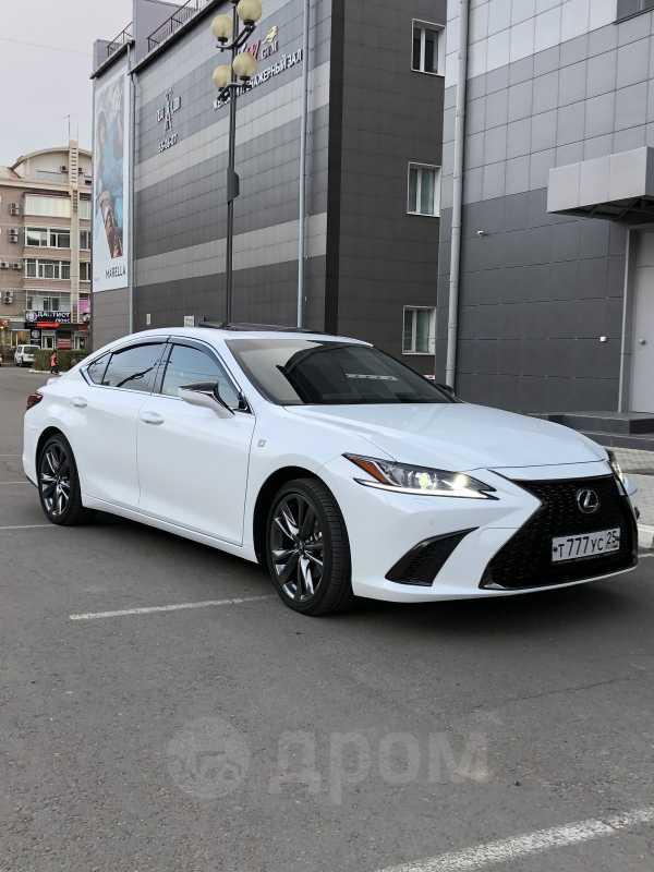Lexus ES350, 2019 год, 3 520 000 руб.