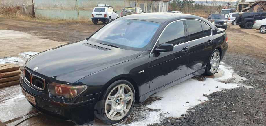 BMW 7-Series, 2003 год, 700 000 руб.