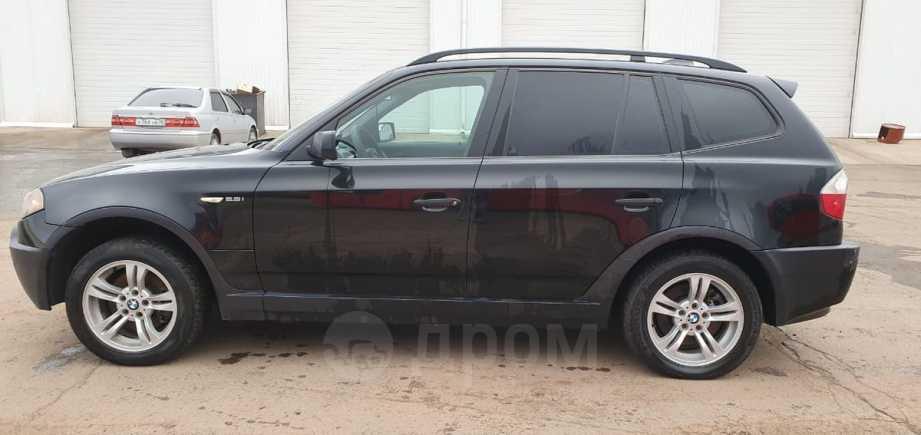 BMW X3, 2004 год, 550 000 руб.