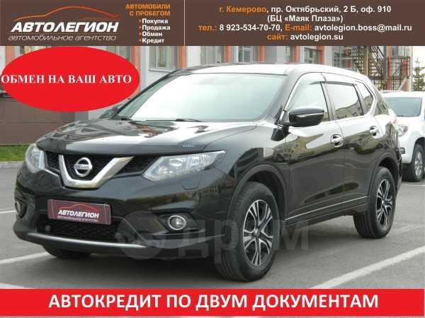 Nissan X-Trail, 2015 год, 1 155 555 руб.