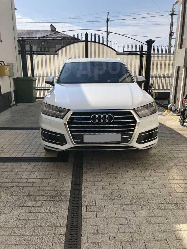 Audi Q7, 2015 год, 3 300 000 руб.