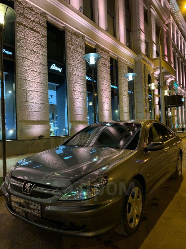 Peugeot 607, 2004 год, 199 999 руб.