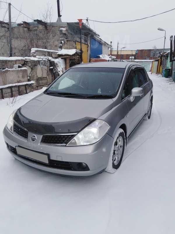Nissan Latio, 2007 год, 400 000 руб.