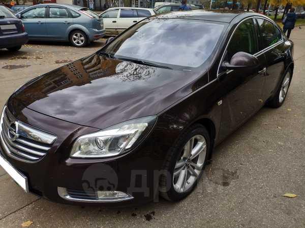 Opel Insignia, 2013 год, 730 000 руб.