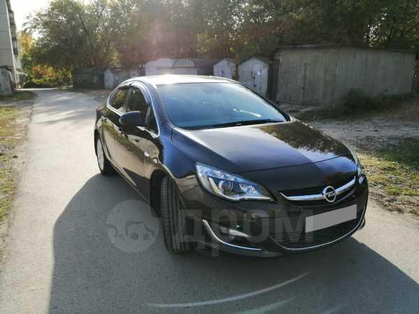 Opel Astra, 2014 год, 770 000 руб.