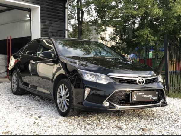 Toyota Camry, 2017 год, 1 638 000 руб.