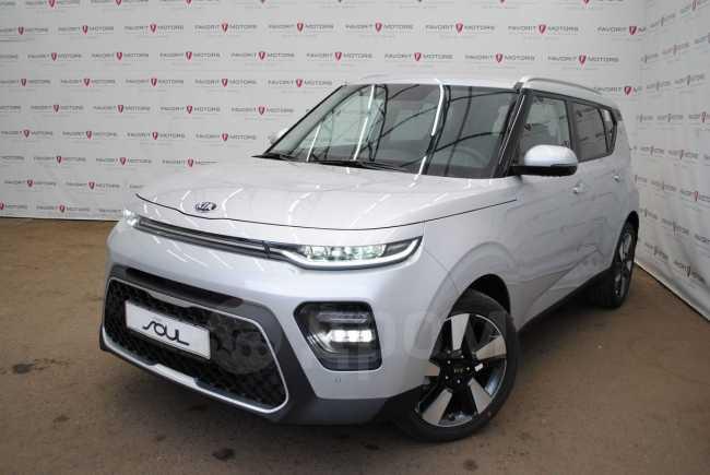 Kia Soul, 2019 год, 1 589 900 руб.