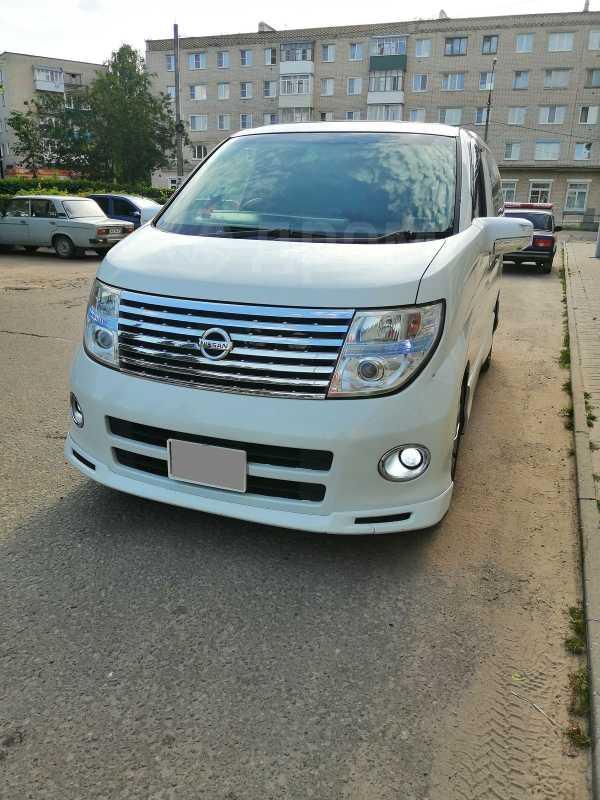 Nissan Elgrand, 2005 год, 700 000 руб.