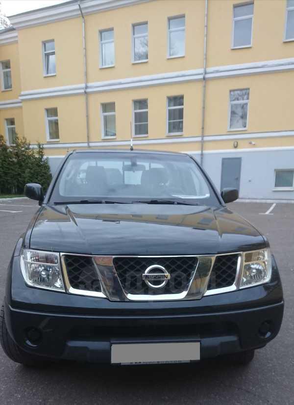 Nissan Navara, 2008 год, 640 000 руб.