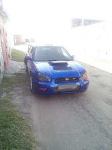 Курган Impreza WRX STI